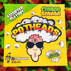 Home canna banna delta 8 thc pot heads 500mg